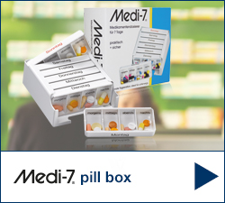 Medi-7 pill box