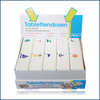 Tablettendosendisplay Lifestyle