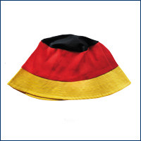 Fan Hat Germany